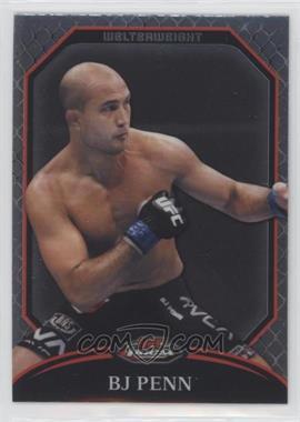 2011 Topps UFC Finest - [Base] #79 - B.J. Penn (BJ Penn)