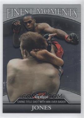 """2011 Topps UFC Finest - Finest Moments #FM-JJ - Jon """"Bones"""" Jones (Jon Jones) /388"""