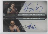 Brendan Schaub, Shane Carwin /25