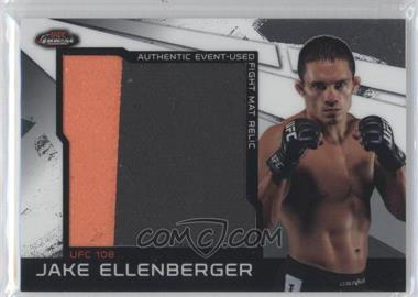 2011 Topps UFC Finest - Jumbo Fight Mat Relics #MR-JE - Jake Ellenberger