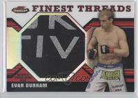 Evan Dunham #/1