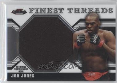 2011 Topps UFC Finest - Threads Jumbo Relics #JR-JJ - Jon Jones