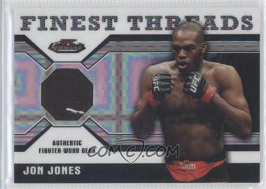 2011 Topps UFC Finest - Threads Relics - X-Fractor #R-JJ - Jon Jones /188