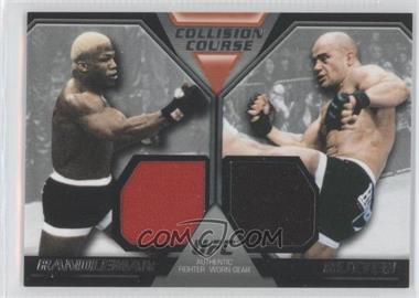2011 Topps UFC Moment of Truth - [???] #CCDR-RR - Kevin Randleman, Bas Rutten