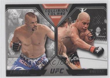 2011 Topps UFC Moment of Truth - Colission Course Duals #CC-LO - Chuck Liddell, Tito Ortiz