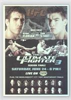 TUF3 (Kenny Florian, Sam Stout)