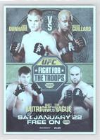 UFN23 (Evan Dunham, Melvin Guillard, Matt Mitrione, Tim Hague)