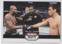 Quinton Jackson, Lyoto Machida [Noted] #/88