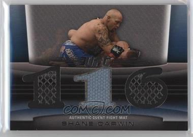 2011 Topps UFC Title Shot - Fight Mat Relic - Silver #FM-SC - Shane Carwin /88