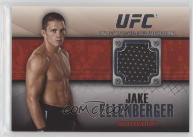 2011 Topps UFC Title Shot - Fighter Relics #FR-JE - Jake Ellenberger