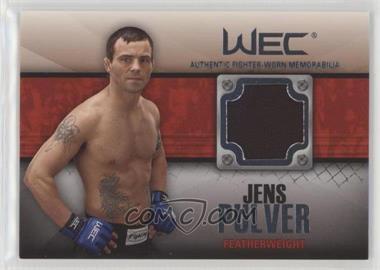 2011 Topps UFC Title Shot - Fighter Relics #FR-JP - Jens Pulver