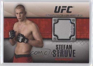 2011 Topps UFC Title Shot - Fighter Relics #FR-SST - Stefan Struve