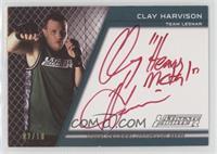 Clay Harvison /10