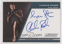 Charlie Rader /200