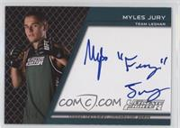 Myles Jury /200