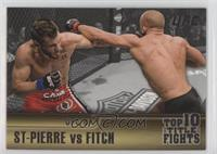 Georges St-Pierre, Jon Fitch /88