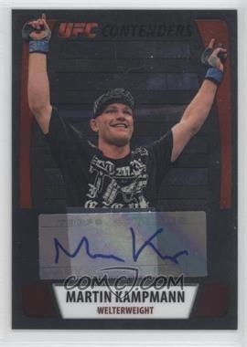 2011 Topps UFC Title Shot - UFC Contenders - Autographs Black #CA-MK - Martin Kampmann /88