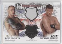 Ross Pearson, Michael Bisping /88