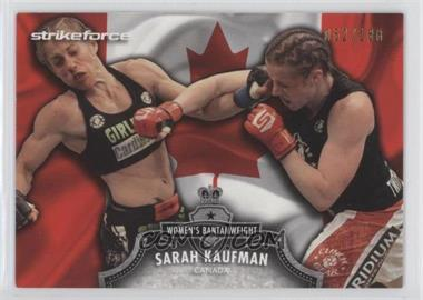 2012 Topps UFC Bloodlines - [Base] - Country Flag #23 - Sarah Kaufman /188