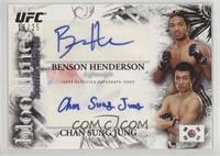 Benson Henderson, Chan Sung Jung /25