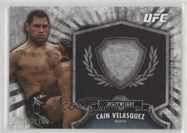 2012 Topps UFC Bloodlines - Fighter Relics #FR-CV - Cain Velasquez /188