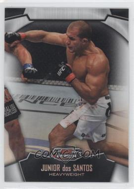 2012 Topps UFC Finest - [Base] - Refractors #23 - Junior Dos Santos