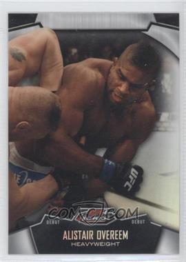 2012 Topps UFC Finest - [Base] - Refractors #36 - Alistair Overeem