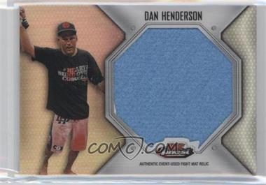 2012 Topps UFC Finest - Fight Mat Jumbo Relic #FFJM-DH - Dan Henderson