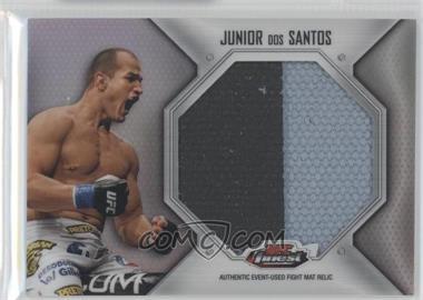 2012 Topps UFC Finest - Jumbo Fight Mat Relics #FFJM-JD - Junior Dos Santos