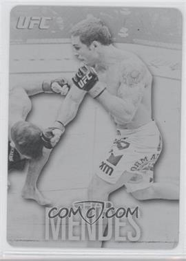 2012 Topps UFC Knockout - [???] #94 - Chad Mendes /1