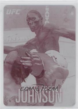 2012 Topps UFC Knockout - [???] #97 - Anthony Johnson /1