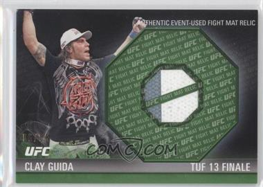 2012 Topps UFC Knockout - [???] #FM-CG - Clay Guida /88