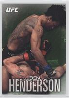 Benson Henderson (Ben Henderson) #/88