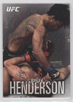 Benson Henderson (Ben Henderson) #/125