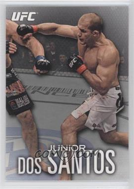 2012 Topps UFC Knockout - [Base] - Silver #15 - Junior Dos Santos /125