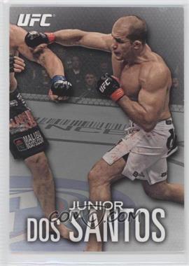 2012 Topps UFC Knockout - [Base] - Silver #15 - Junior Dos Santos /125