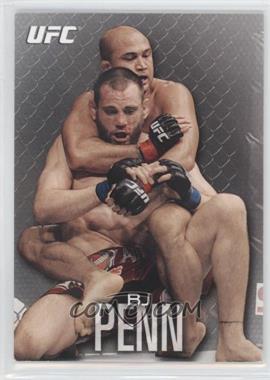 2012 Topps UFC Knockout - [Base] #42 - B.J. Penn (BJ Penn)