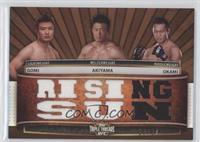 Takanori Gomi, Yushin Okami, Yoshihiro Akiyama /27