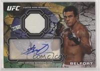 Vitor Belfort [EX to NM] #/50