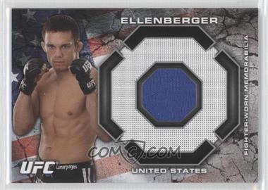2013 Topps UFC Bloodlines - Relics #BR-JE - Jake Ellenberger /198