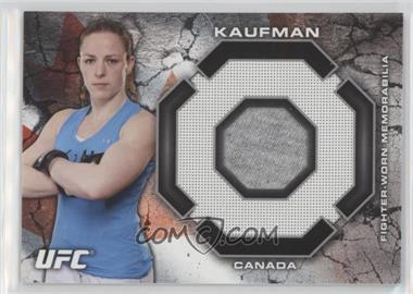 2013 Topps UFC Bloodlines - Relics #BR-SK - Sarah Kaufman /198