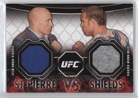 Georges St-Pierre, Jake Shields #/50