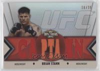 Brian Stann #/36
