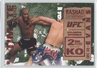 Rashad Evans vs. Chuck Liddell /88