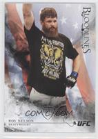 Roy Nelson #/148