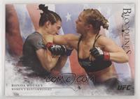 Ronda Rousey #/148