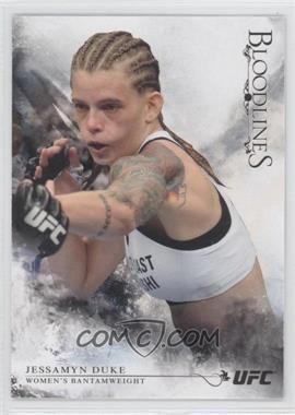2014 Topps UFC Bloodlines - [Base] #44 - Jessamyn Duke