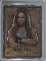Ronda Rousey [EX to NM] #/25