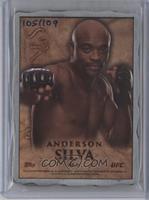 Anderson Silva #105/109