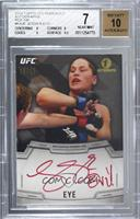 Jessica Eye [BGS 7 NEAR MINT] #/15